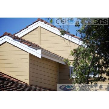 Panel de pared compuesto plástico de madera de 173 * 20m m