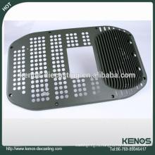 Dongguan изготовленный на заказ супер качество теплоотвода цам компоненты заливки формы