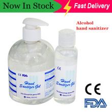 FDA Ce Natural Portable Automatic Hand Sanitizer Gel Antibacterial Alcohol Hand Sanitizer