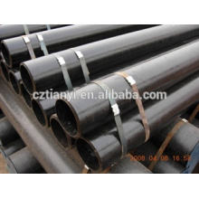 Hot Dipping ASTM A106 Small Diameter LSAW Steel Pipe