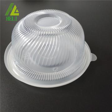 boîte de repas en plastique jetable