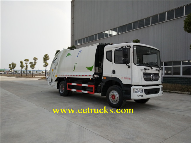 Dongfeng Compacted Garbage Trucks