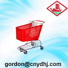 Wholesale Plastic Shopping Carts Yd-P100