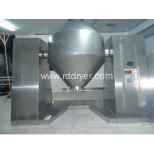 Double Conical Rotary Vacuum Drying Machine for Organic Solvent Drug