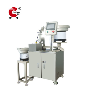 Automatic I.V Flow Regulator Assembly Machine