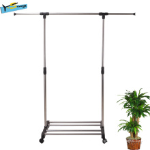 Stainless Steel Telescopic Lift Drying Rack for Balcony