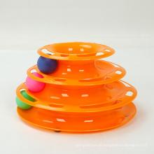 Pet Toys Import Katze Spiel Spielzeug Pack von Cat Ball