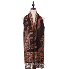 2016 New Style Scarf Winter Pashmina of Flower Plain