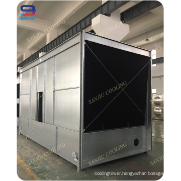 383 Ton Steel Open Cooling Towers for VRF Central Air Conditioner System