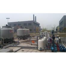 Sistema de refrigeração de água de circulação