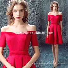 Alibaba оптовой элегантный Т-длина платья невесты платье для юных леди
