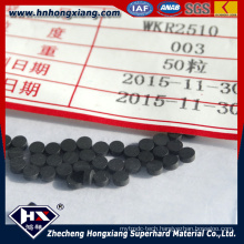 Round Shape PCD Diamond Die Blanks