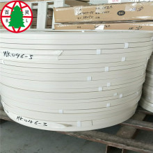 White Wood grain ABS edge banding for furnitures