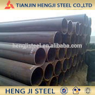 OD168MM 6inch épaisseur 2.75mm Tuyau en acier soudé (tuyau en acier ERW)