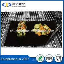 Free sample Fabric Material PTFE BBQ grill mat, 2 pack Teflon Baking Sheet as seen on TV                                                                         Quality Choice