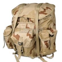 Tactical Military Camouflage Alice Backpack with Metal Frame SGS Standard Bag SGS Standard