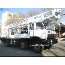 c200ca truck mounted water drilling rig