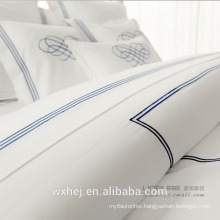 Home and Hotel Linens and textiles embroidered bedding set