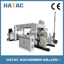 Abrasive Paper Slitting Rewinding Machine