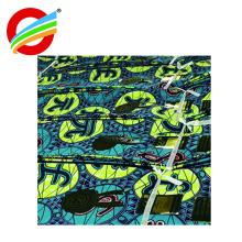 мода африканский реальный печатает воск хлопчатобумажная ткань горячая распродажа