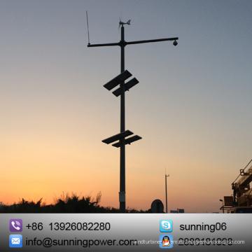 Sunning 300W 12V Pequeno Gerador Eólico Turbine System