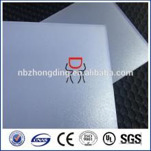 опал матовый лист поликарбоната ПК для рекламировать светлую коробку