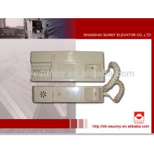 Venda quente elevador interfone para ThyssenKrupp TK-T12 elevador interfone