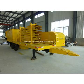 Hoja de arco de máquina de tramo grande de truss C