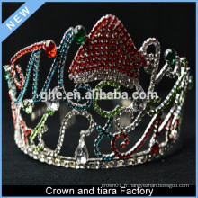 Custom cheap birthday princesse roi couronne tiara