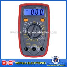 Multimètre numérique DT33C avec test de température de rétroéclairage