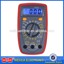 Digital Multimeter DT33C with Backlight Temperature Test