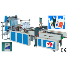 Gbd-E 600-700-800 Computador automático T-Shirt saco selagem e máquina de corte