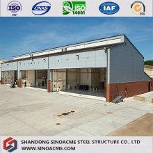 Steel Structure Building for Maintenance Hanger