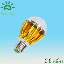 China alibaba venta en línea caliente jardín blanco 5w led bombilla e27 b22