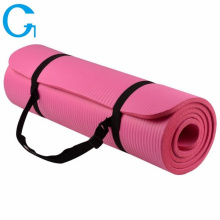 Estera de yoga NBR Workout Yoga Mat