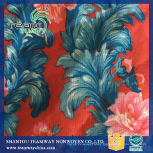 Printing Mattress fabric Stitch-bonded non woven