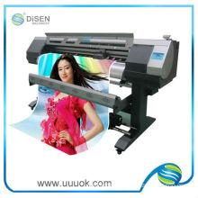 High speed 1.6M solvent printer