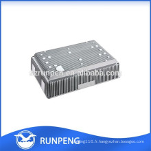 Produit de radiateur de précision de moulage mécanique sous pression