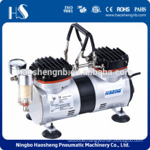 Haosheng AS30W mini double cylinder vacuum pump