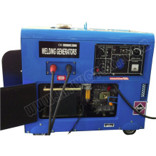 Малогабаритный дизельный сварочный генератор мощностью 10 кВт