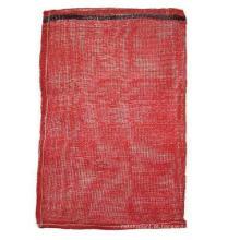 Raschel Net Bag Para Embalagem De Logs E Lenha