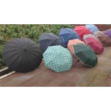 Высокое качество 190 т 210 т эпонж ткань металлическая подставка автоматический черный зонт для мужчин