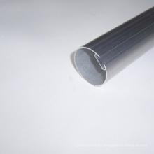Tubo de aluminio para cortina enrollable