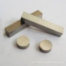 Gesinterten Neodym Quadermagnet (UNI-BLOCK-io2)