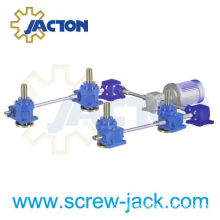 electric screw jacks for table top,mechanical screw jack hoisting system with acme thread spindle manufacturers and suppliers