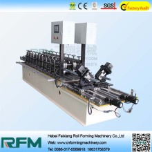 C Berbentuk Metal Studs Roll Forming Machine