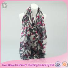 Горячая продажа кашемир шарф мода для дам