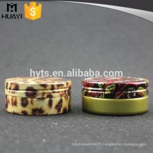 wholesale cosmetic aluminum cream jar