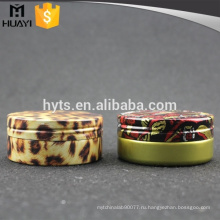 оптовая косметический алюминиевый Cream опарник
