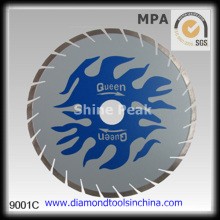Premium Quality Marble Diamond Saw Blade for Cutting Marble
